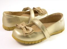 Livie and Luca Fall 2014 Purl Gold Metallic Leather – Posh Closet Children's Boutique