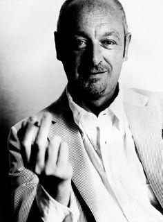 Piero Lissoni. Architect and designer. Italy
