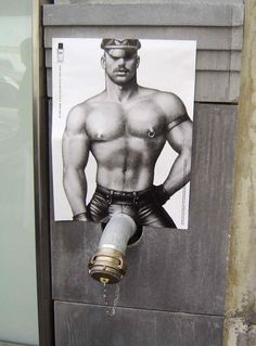 Tom of Finland - Guerilla Marketing