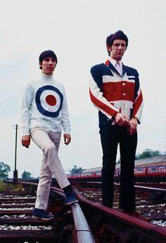 Kieth and John of The Who