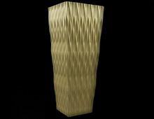 PLADEC™ \ vases | Medium_vtx3007c Decorative Panels, Vases, Architecture, Medium, Arquitetura, Architecture Design, Vase, Medium Long Hairstyles