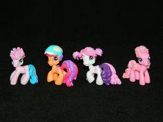 My Little Pony G3 Ponyville Pony Lot [1a] #Hasbro