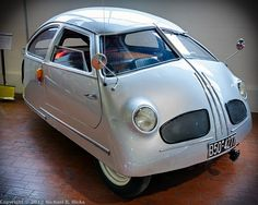 Hoffman (1951) - Lane Motor Museum. Photograph by Michael Hicks on Flickr