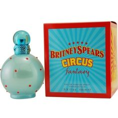 Britney Spears Circus Fantasy Women's 3.3-ounce Eau de Parfum Spray ($19) ❤ liked on Polyvore featuring beauty products, fragrance, flower perfume, heart perfume, edp perfume, fruity floral perfumes and flower fragrance