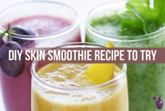 DIY Skin Smoothie Recipe to Try | Eau Talk - The Official FragranceNet.com Blog