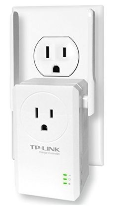 TP-LINK New Version Universal Wireless Range Extender with Power Outlet Pass-Through, Wall Plug, Plug and Play, Ethernet Port, Smart Signal Indicator Light Wifi Mesh, Best Wifi, Tp Link, Wall Plug, Works With Alexa, Computer Accessories, Plugs, Range, Wi Fi