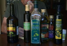 Trader Joe's Extravirgins (and Floozies) | Truth in Olive Oil