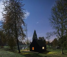 Gallery - The Woodland Cabin / De Rosee Sa Architects - 7