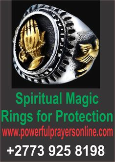 Magic Ring and Magic Wallet to bring fortune and blessings in your life. Enchantment Ring Spell. This magic ring works the way one wants it to. Ministers get to have powers to do miracles and wonders and businessmen and women get supper clients by commanding the magic ring and politicians do get powers that when they speak no one asks or opposes them these rings help dreams come true.