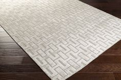 Castlebury CBY-7009 Light Gray RUG