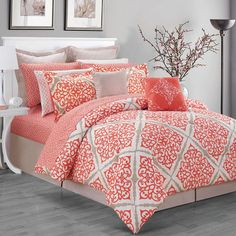 Found it at Wayfair - Celina 14 Piece Comforter Set