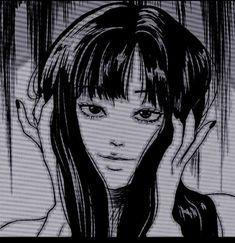 Aesthetic Images, Aesthetic Anime, Bad Boys Tumblr, Japanese Horror, Junji Ito, Dark Anime Girl, Gothic Anime, Akatsuki, Instagram Feed