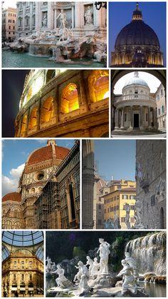 File:Collage architettura italiana.jpg - Wikimedia Commons