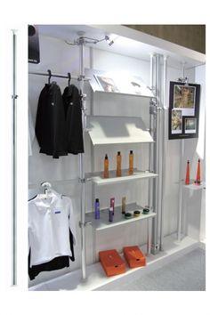 Retail store fixtures, supplies & displays - Eddie's Hang-Up - Vancouver, Edmonton, Calgary, Canada Retail Fixtures, Store Fixtures, Calgary, Vancouver, Canada, Stores, Bathroom Medicine Cabinet, Shelving, Flooring