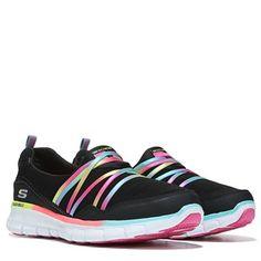 Skechers Women's Synergy Scene Stealer Memory Foam Slip On Sneaker at  Famous Footwear