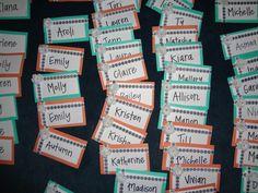 Name tags Diy Name Tags, Alpha Xi Delta, Name Badges, Cards Against Humanity, Names, Theta, Crafts, Ideas, Manualidades