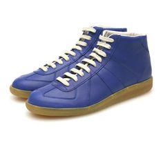 Martin Margiela Electric Blue Sneaker