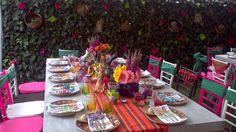 fiesta mexicana florería zen