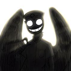 rebornica: an angel has visited your dashboard... Me: im soooo dead im sooo dead.....please spare mee!