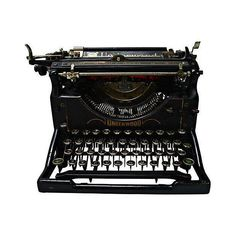 Image of Vintage 1926 Underwood Typewriter