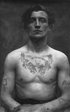 Mauvais garçons : Portraits de tatoués (1890-1930)
