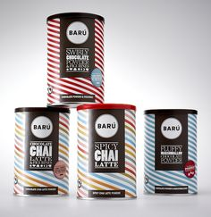 Drawing inspiration from Barú's finest fluffy, swirly and nutty chocolates and sipping from their sensational chai tea