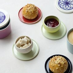 Kristina Riska for Lokal Kitchenware, Tableware, Pudding, Ceramics, Handmade Gifts, Desserts, Food, Gift Ideas, Deco