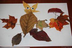 Leaf Man by Lois Ehlert activity