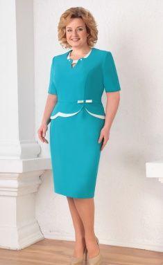 Платье Распродажа 2306/1 кор.рукав