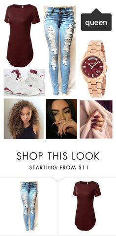 """oh"" by fashion-1407 on Polyvore featuring Michael Kors, women's clothing, women's fashion, women, female, woman, misses and juniors"