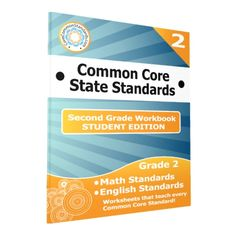 Second Grade Common Core Workbook – Student Editions