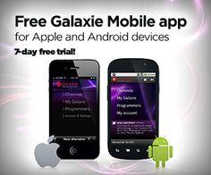 Galaxie music channels