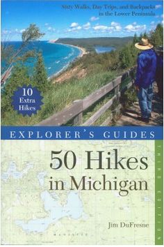 Find Northern Michigan camping and hiking gear recommended by outdoors experts for your next overnight hiking trip in Northern Michigan.
