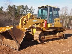 John Deere 755C Crawler Dozers for Sale :: Construction Equipment Guide