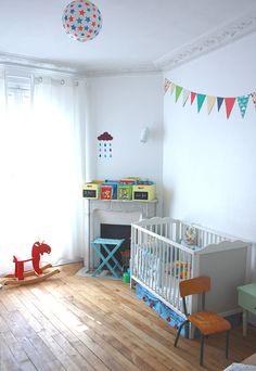 trend vintage nursery