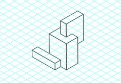 """This Quick Tip will show you – in just a few easy steps – how to make an useful isometric grid. You will learn how to use the Rectangular Grid Tool with the """"SSR tec"""