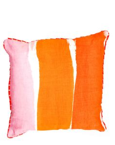 brushstroke throw pillow [on sale!]
