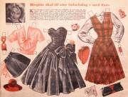 Clothes for Birgitte Bruun