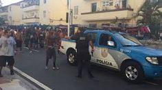 """O caos anunciado do Engenhão: """"Há mais ambulância do que polícia"""""""