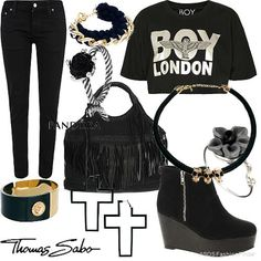 Gothic Casual Glamour | Womens Outfit | ASOS Fashion Finder