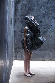 Thinking Fashion: An Interview with Croatian Fashion Designer Matija Čop | Yatzer