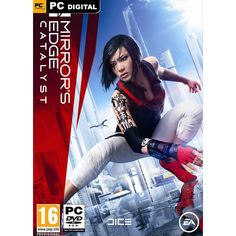 Electronic Arts Mirror's Edge: Catalyst (Xbox One) Jeux Xbox One, Xbox One Games, Ps4 Games, Games Consoles, Playstation Games, Disney Infinity, Mirrors Edge Catalyst, Videogames, City Of Glass