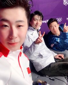 Ice Skating, Figure Skating, Boyang Jin, Nathan Chen, Shoma Uno, Hanyu Yuzuru, Light Of My Life, My People, Whisper