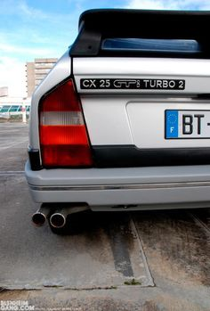 Citroën CX 25 GTi Turbo2