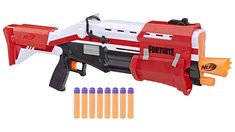 Hasbro's selection of Nerf Fortnite toy guns has just gotten bigger. Earlier this week, the Rhode Island-based toy maker unveiled the new Nerf Fortnite TS Kids Water Toys, Dog Man Book, Cool Nerf Guns, Camo Party, Minecraft Toys, Tactical Shotgun, Best Gaming Wallpapers, Barbie Toys, Hobbies And Interests