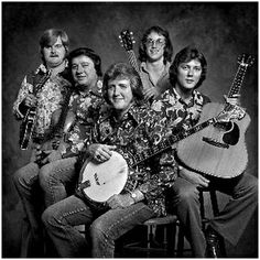 J.D. Crowe & the New South, circa mid- seventies! million dollar bluegrass band.