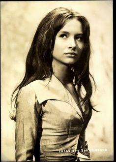 Jaroslava Schallerová, actress (Valerie and Her Week of Wonders)