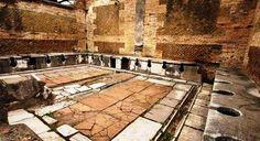 Ókori Római WC.