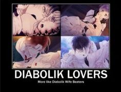 Diabolik lovers quotes