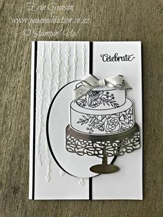 Stampin up demonstrator erin gunson as paper addiction. Wedding Anniversary Cards, Wedding Cards, Wedding Invitations, Best Wishes Card, Wedding Card Design, Homemade Cards, Stampin Up Cards, Making Ideas, Cardmaking